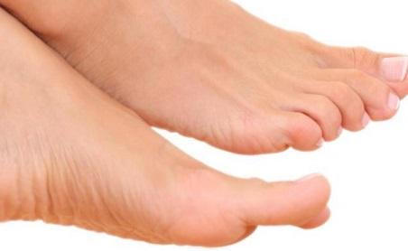 Powikłania kurzajek na stopach