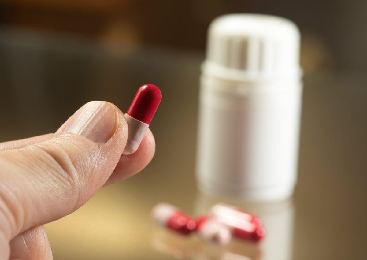 antybiotyk w leczeniu rzęsistkowicy