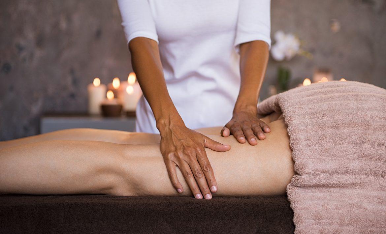 masaż jako metoda na cellulit